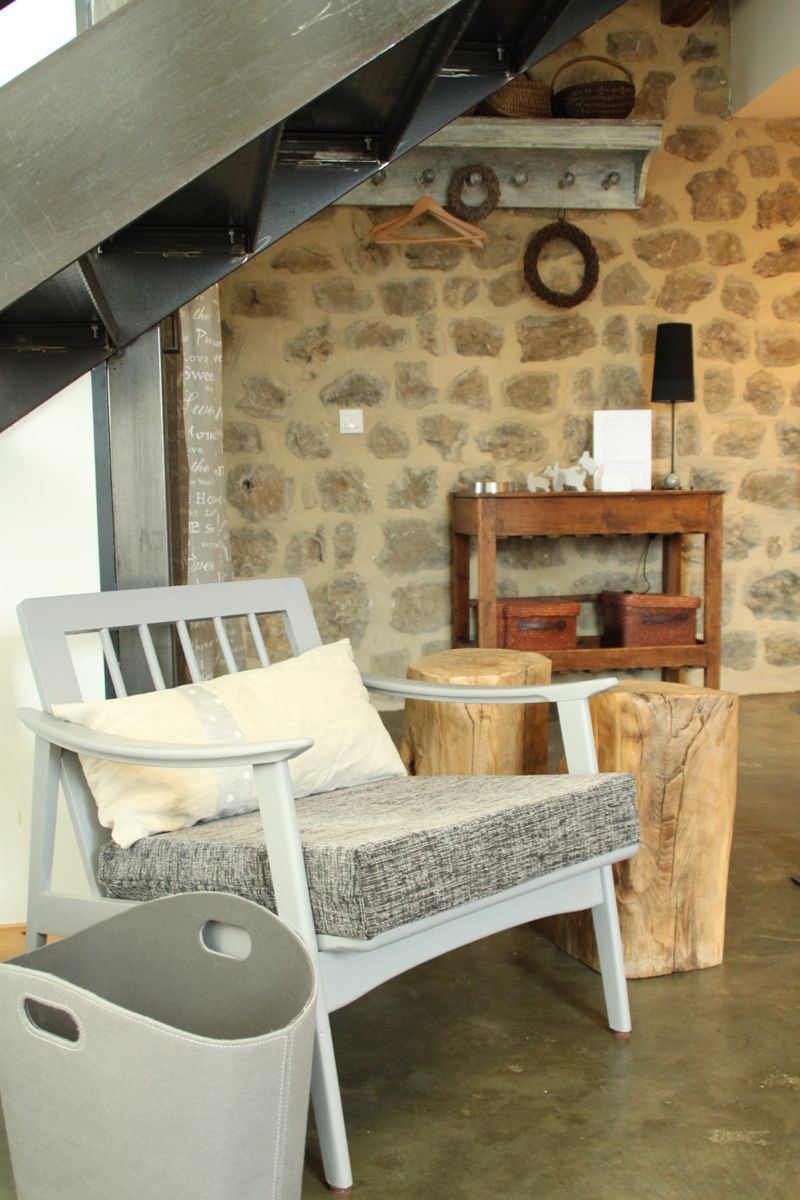 Le gîte Cœur des Monts d'Ardèche